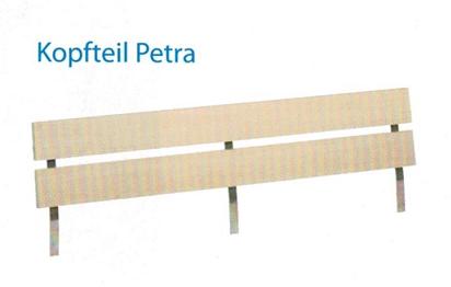 Kopfteil Petra